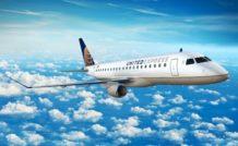 SkyWest exploitera ses 40 premiers E175 sous les couleurs de United Airlines