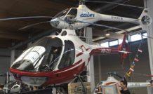 2. 2013 s'annonce comme l'année de l'envol de l'hélicoptère léger Cabri G2