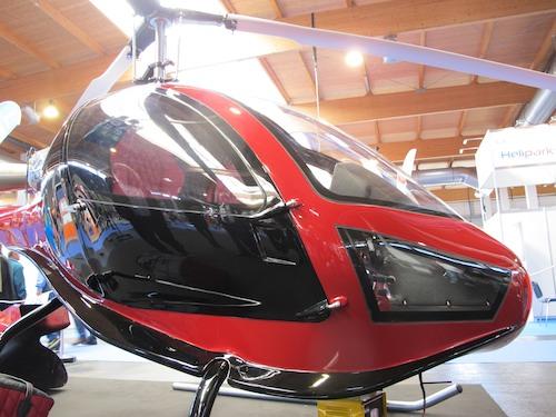 Konner Helicopters envisage de livrer le premier K1 au début de l'année prochaine
