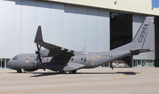 Au total, l'appareil s'alourdit de 90 kg : 30 kg pour chaque winglet et 30 kg de renforcement de la voilure.