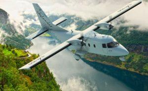Le projet SK105 Skylander de GECI Aviation