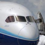 En 2011, le 787 était exposé en statique. En 2013, il volera…