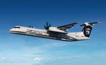 2. Alaska Air a désormais en commande 51 biturbopropulseurs de ligne Q400 et Q400 NextGen