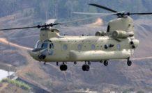 2. Les CH-47F Chinook de l'US Army ont totalisé plus de 86.000 heures de vol en Afghanistan