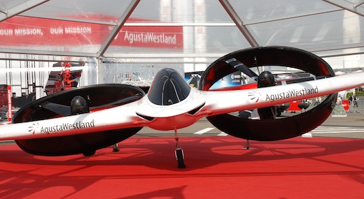 Le convertible Project Zero, limité par les batteries, ne peut voler que quelques minutes.