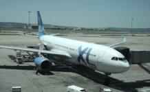 L'A330-200 d'XL Airways au contact à Marseille-Provence