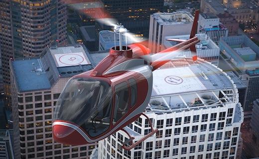 Le futur monomoteur léger de Bell doit voler l'an prochain.