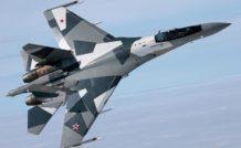 Le SU-35 signe le retour des russes au Bourget