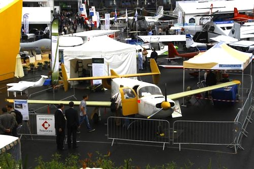 Le moynet jupiter 360 6 d angers volera en 2015 aerobuzz - Prochain salon du bourget ...
