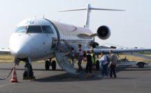 2. 11 juillet 2013, Angers - Premiers passagers à destination de Palma de Majorque