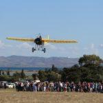 L'atterrissage du MSG2013 à Bizerte