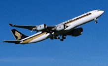 Avec ses A340-500 Singapore Airlines détient le record des vols réguliers non-stop