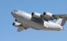 Le C-17 conserve l'image d'un avion mythique…