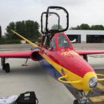 Rencontre avec le Fouga Magister CM-170