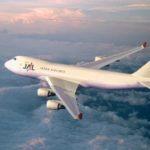 La flotte long-courrier de Japan Airlines a longtemps compté une quarantaine de 747 de diverses versions successives