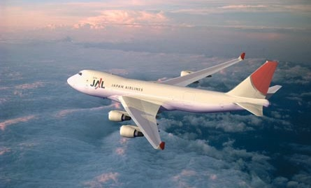 La flotte long-courrier de Japan Airlines a longtemps compté une quarantaine de 747 de diverses versions successives