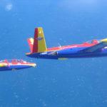 Goûter aux joies de la voltige à bord d'un avion de chasse, un rêve maintenant accessible en France depuis la loi du 8 février 2012