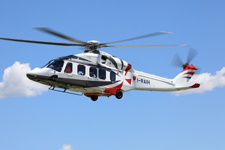AW189 de Dubaï Air Wing en version VIP