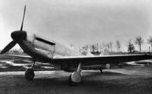 Jérémy Caussade rêve de comparer en vol les performances du D551 avec celles du P-51D et du Spitfire Mk XII
