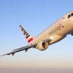 American Airlines aménagera ses futurs Embraer E175 en trois classes (76 sièges)