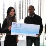 Le Fonds de Dotation ENAC a remis la première « Bourse ABBIA » à un étudiant du Master GNSS de l'ENAC