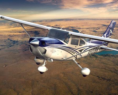 Le Turbo Skylane JT-A est la version luxe du...</p></noscript>    <div class=