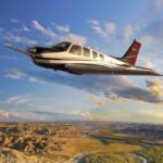 En 2013, Beechcraft a livré 35 bimoteurs à piston G-58 Baron