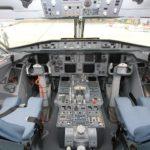 Rien n'a été modifié sur la planche de bord du Fooker 100 de Regional