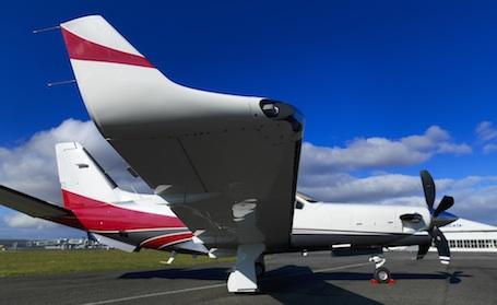 Les winglets, innovation emblématique de cette sixième évolution du TBM