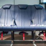 Le siège Titanium d'Expliseat qui équipera la cabine du premier A321 d'Air Méditerranée