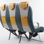 Le gain de masse du siège Titanium d'Expliseat réside l'association de matériaux composites et de titane et dans sa simplicité d'assemblage (30 pièces contre plus de 300 pièces pour un siège standard)