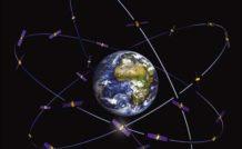 La constellation Galileo sera constituée de 30 satellites (dont 3 en réserve) répartis sur 3 plans orbitaux inclinés de 56° par rapport au plan équatorial.