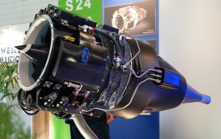 Le turbofan DGEN 390 de Price Induction (325 daN, double flux, double corps, Fadec) destiné aux avions de 2.1 tonnes et 5 places (vitesse 260/270 kts)