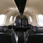 Sur le TBM900, le système de pressurisation cabine devient automatique.