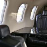 Les nouveaux sièges du TBM900 ont été dessinés par l'agence Malherbe Design.