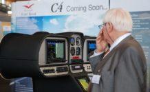 Le C4 de Flight Design sera équipé d'une avionique intégrée extrapolée du G3X tactile de Garmin