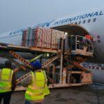 Grâce à l'ouverture du poste vétérinaire d'inspection frontalier les samedis à Orly, Corsair vise une croissance de 50% de ses tonnages en provenance de Dakar