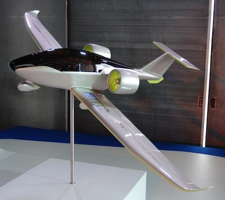 L'E-Fan 4.0 est un quadriplace à propulsion hydride qui vise la certification CS-23