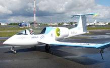 Le prototype d'avion électrique E-Fan fait partie des 34 plans de «reconquête industrielle» du Ministère du Redressement Productif.