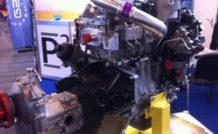 P2M présente à Friedrichshafen son moteur diesel, en deux versions, dérivé du 1.6L HDI de Peugeot