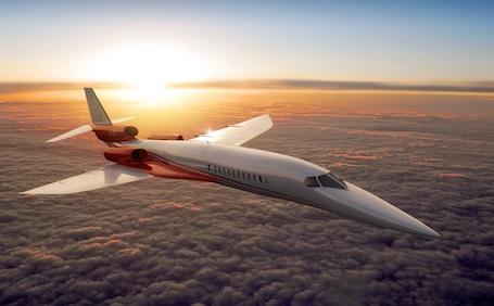 aerion passe l avion d affaires supersonique trir acteur aerobuzz aerobuzz. Black Bedroom Furniture Sets. Home Design Ideas