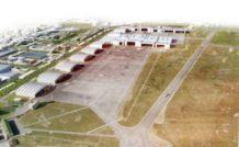La reconversion de la base aérienne en aéroport civil a débuté en 2011