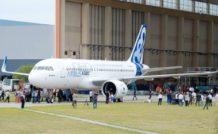 L'Airbus A320neo MSN6101