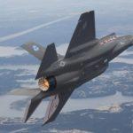 1. F-35 de Lockheed-Martin