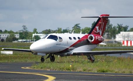 2. Wijet exploite ses Citation Mustang en Transport Public avec un équipage de deux pilotes