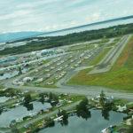 Beringer Aero estime le marché des roues (bushweels) pour les Piper des pilotes de brousse d'Alaska à 2.000 avions
