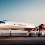 2. L'AS2, un avion d'affaires supersonique qui vise, en priorité, les marchés de la Chine et du Golfe