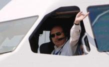 Claude Lelaie n'a jamais renié l'aviation légère dont il est issu…