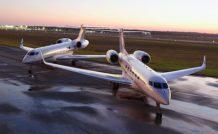 2. Avec le G500 et le G600, Gulfstream avance deux atouts supplémentaires sur un marché haut de gamme très concurrencé