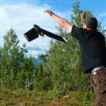 1. C'est un drone eBee de SenseFly opéré par Airinov qui a été utilisé pour l'essai